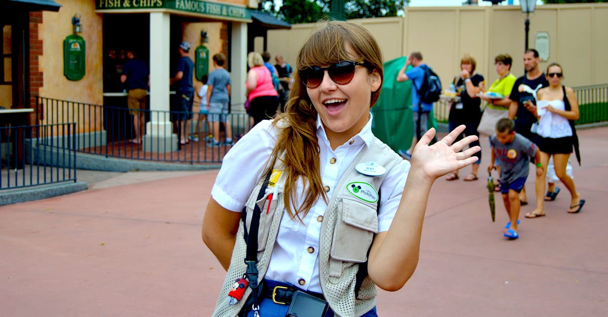 Disney World Cast Members Photography