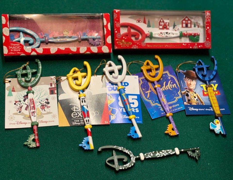 Disney Keys [Source: Reddit]