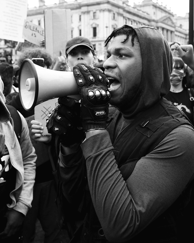 John Boyega Speech Black Lives Matter