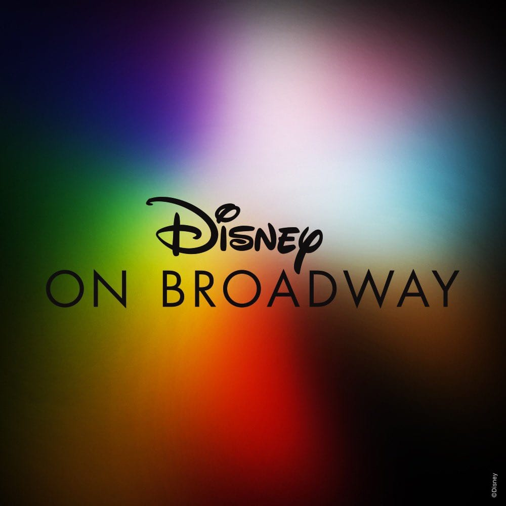 4 Beautiful Disney on Broadway Pride Month Graphics