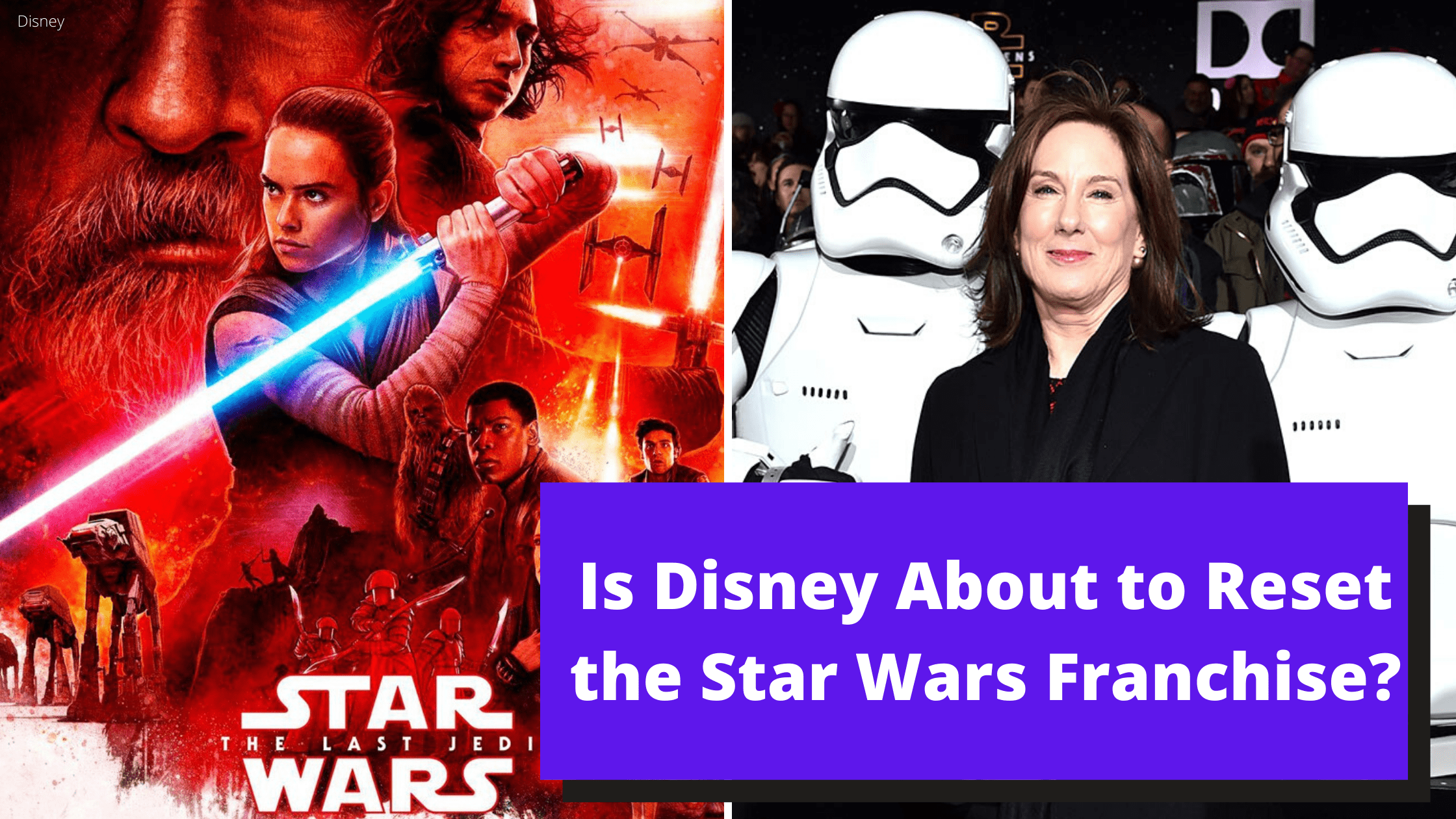 Is Disney About to Reset Star Wars Sequels Films?