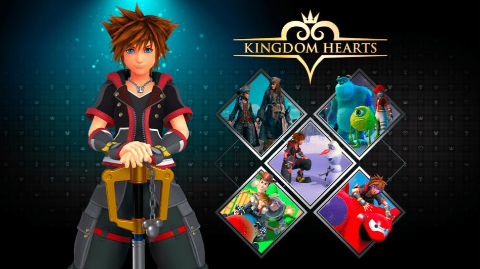Kingdom Hearts Poster [Source: Kingdom Hearts]
