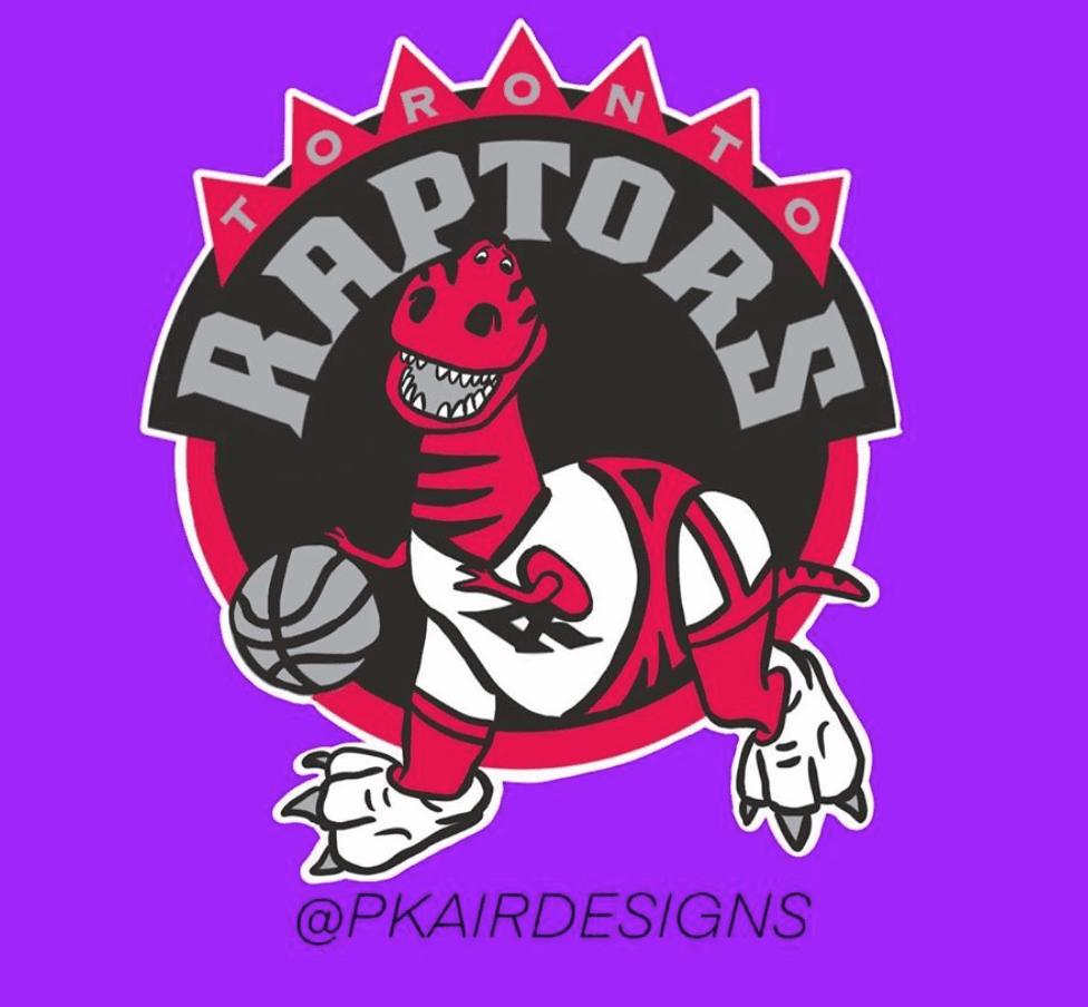 Disney Inspired NBA Logos