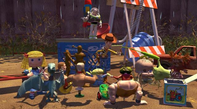 Toy Story Sid's Toys [Source: Disney/Pixar]