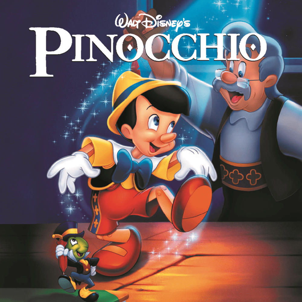 Poster of Walt Disney's Pinocchio [Source: Genius]