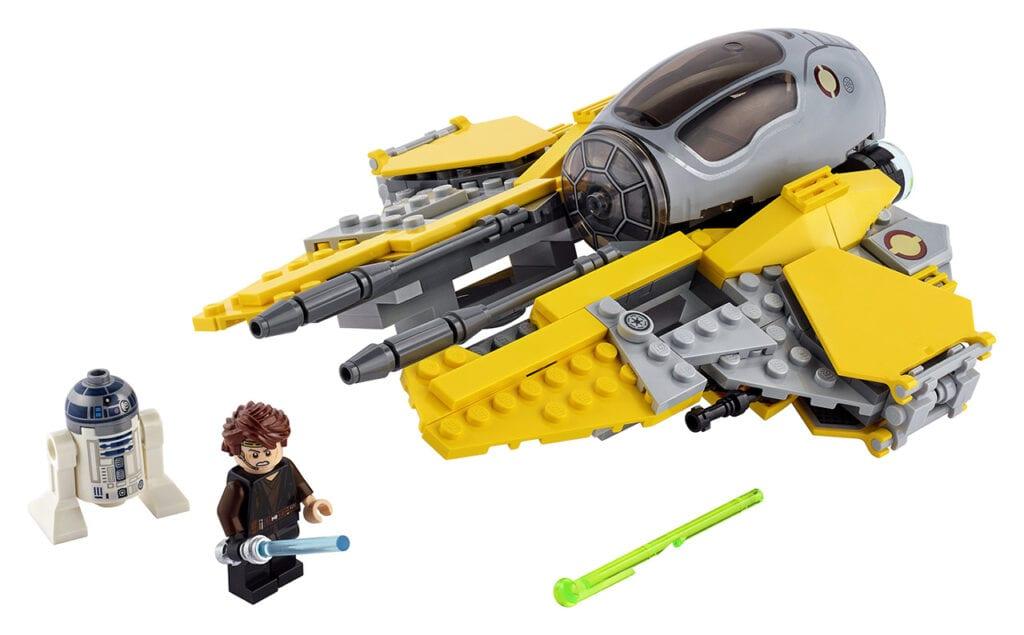 LEGO Star Wars: Anakin's Jedi Interceptor [Source: Star Wars]
