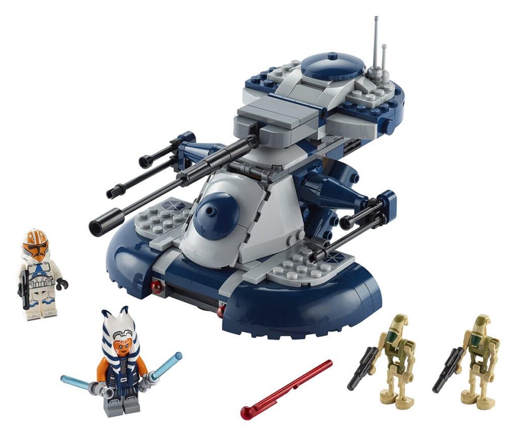 LEGO Star Wars: AAT [Source: Star Wars]