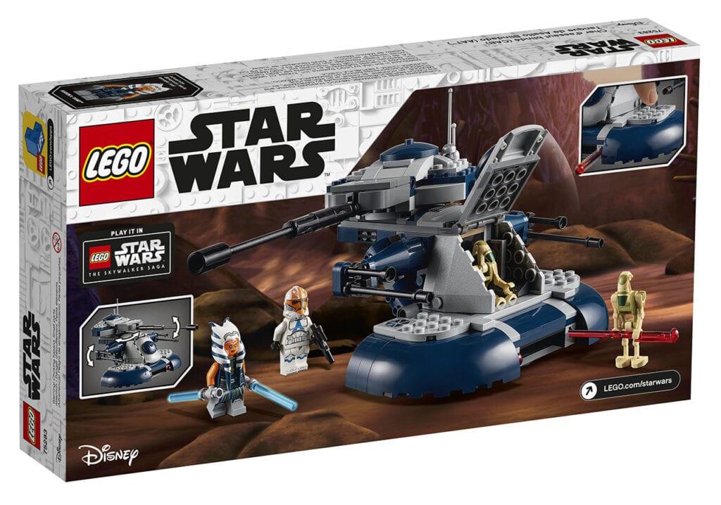 LEGO Star Wars: Armored Assault Tank (AAT) [Source: Star Wars]