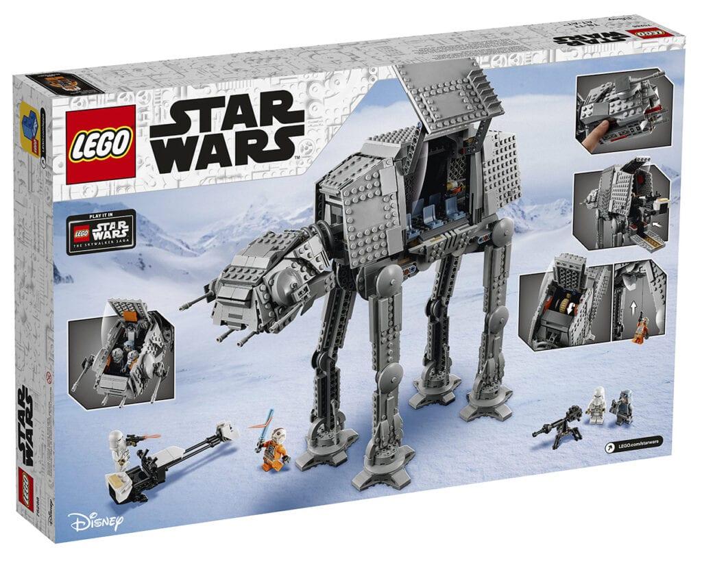LEGO Star Wars: AT-AT [Source: Star Wars]