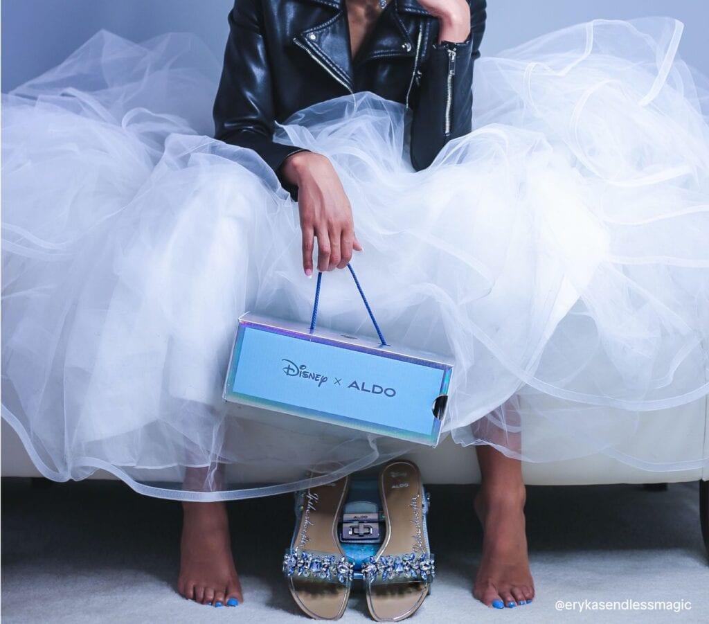 Aldo x Disney Shoes and Glass Slipper Collection [Source: Aldo x Disney]