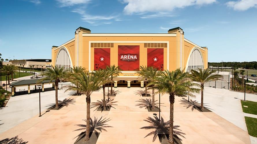 ESPN Wide World of Sports Complex at Disney World [Source: ESPNWWOS]
