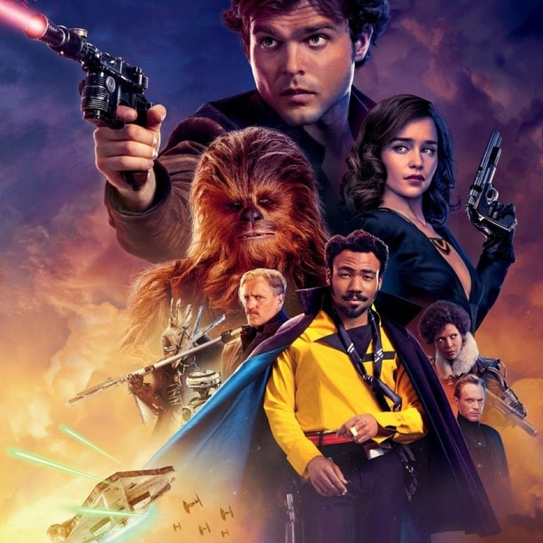 Will There Ever Be a Solo 2 Sequel? [Source: Disney]
