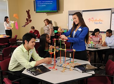 Teamwork at Disney College Program [Source: Disney Careers]
