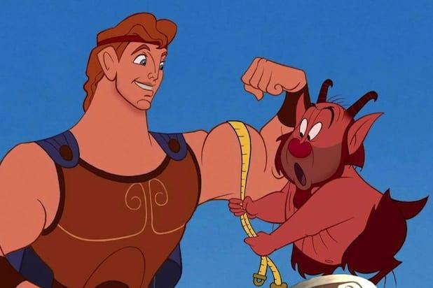 Hercules and Philoctetes