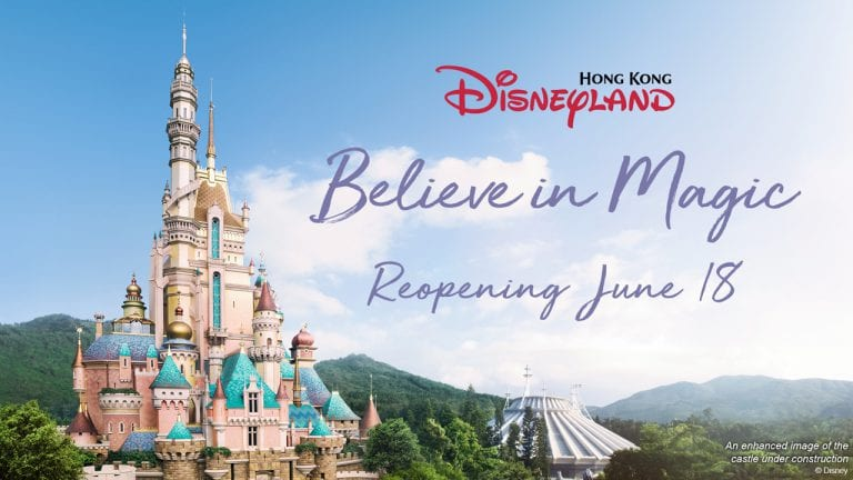 Hong Kong Disneyland Reopens June 18: What You Should Know [Source: Disney Parks Blog]