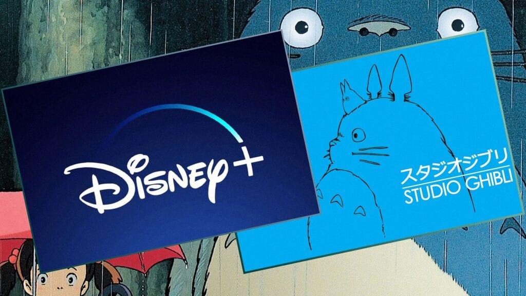 Disney Plus and Studio Ghibli [Source: Polygon]