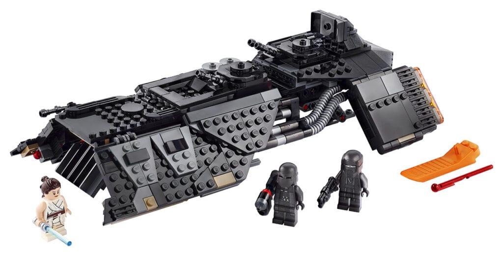 LEGO Star Wars: Knights of Ren Transport Ship [Source: Star Wars]