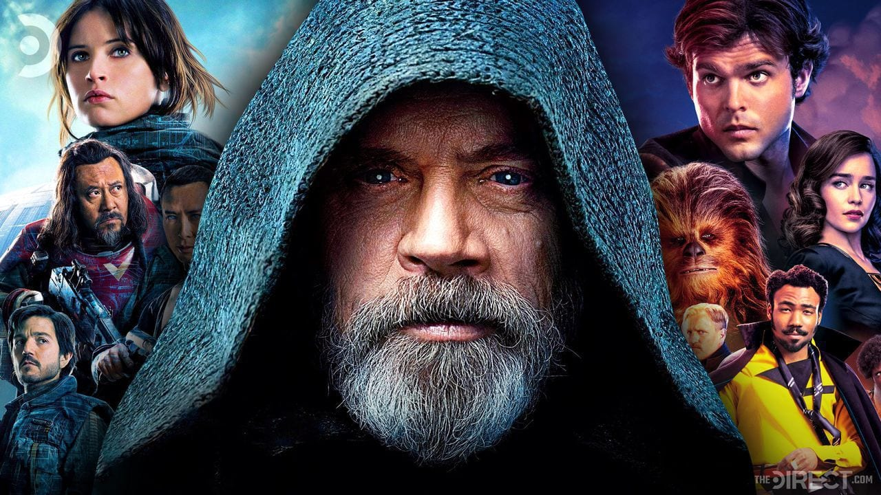 Every Mark Hamill Cameo in Star Wars Movies and TV Shows [Source: The Direct]