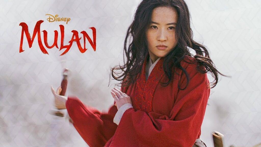 Disney's Mulan [Source: YouTube]