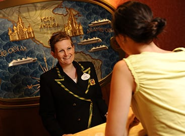 Disney Cruise Customer Service [Source: Disney Careers]