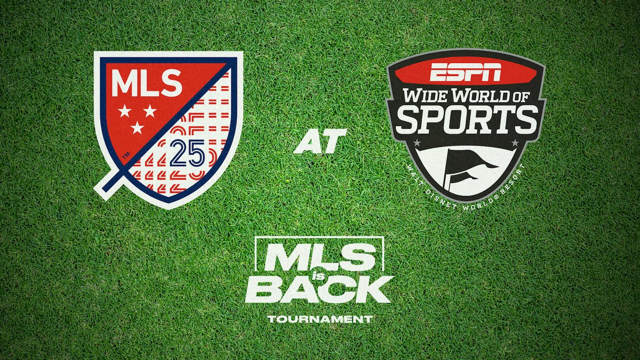 MLS Returns at Walt Disney World
