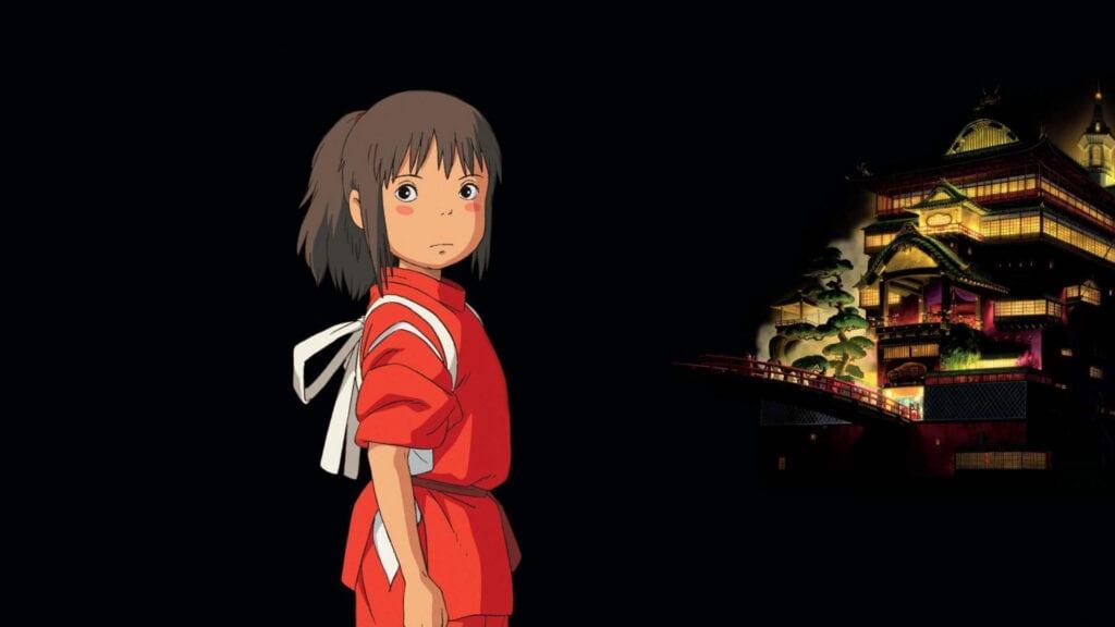 Spirited Away Fan Art Inspired by the Studio Ghibli Film [Soure: Fanart.tv]