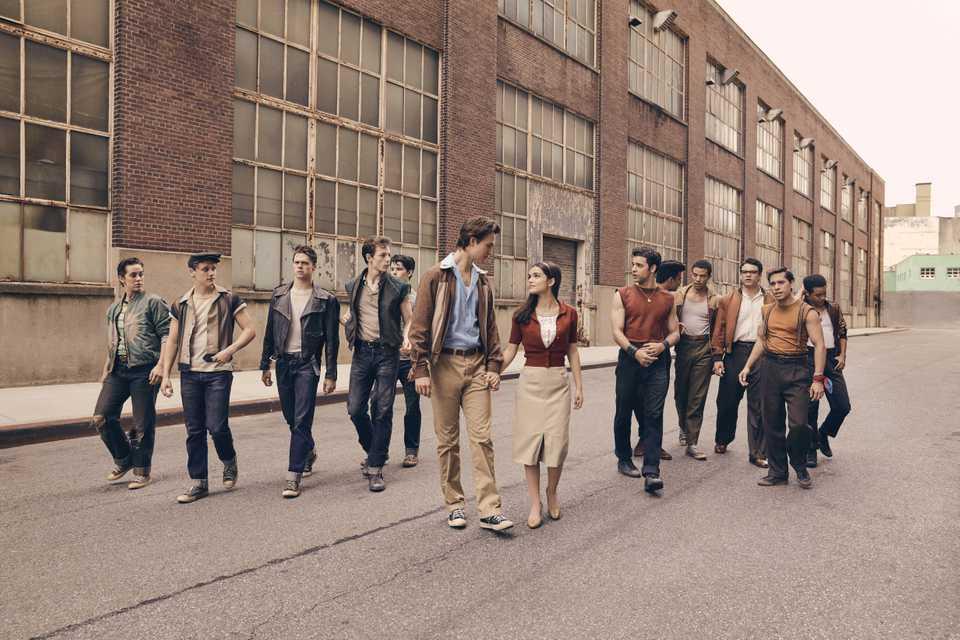 First Look at West Side Story [Source: Walt Disney Studios]