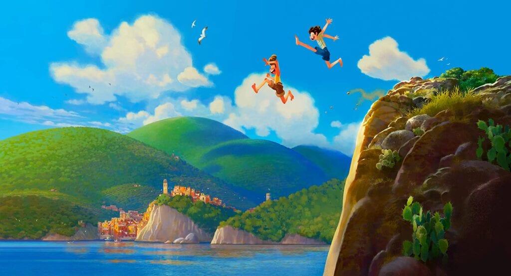 Disney Pixar's Luca Coming in 2021 | Movie Trailer, Release Date [Source: Disney/Pixar]
