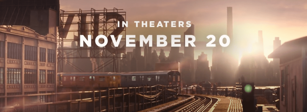 New Soul Pixar Release Date [Source: Pixar]