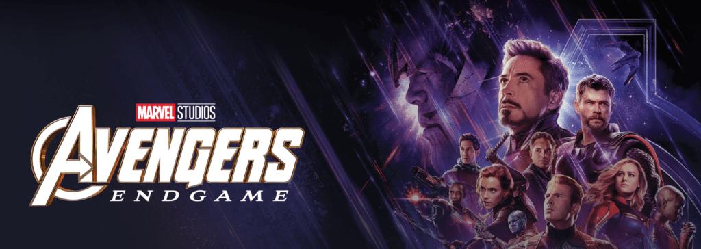 Avengers: Endgame on Disney Plus [Source: Disney+]