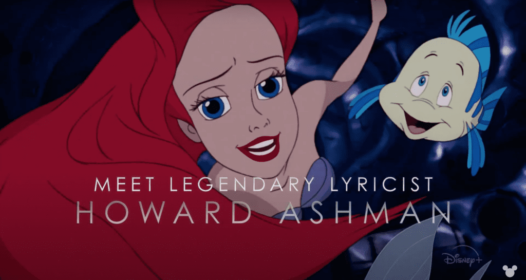 Howard Ashman Documentary Coming to Disney Plus | Trailer [Source: Disney Plus via YouTube]