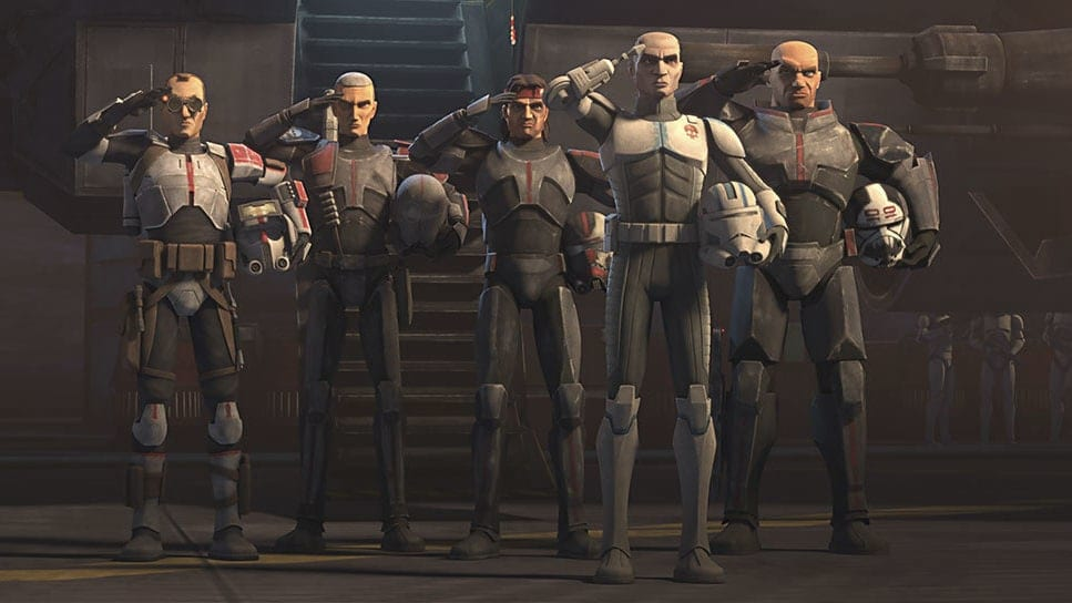 Star Wars Bad Batch   Clone Force 99 [Source: Star Wars]