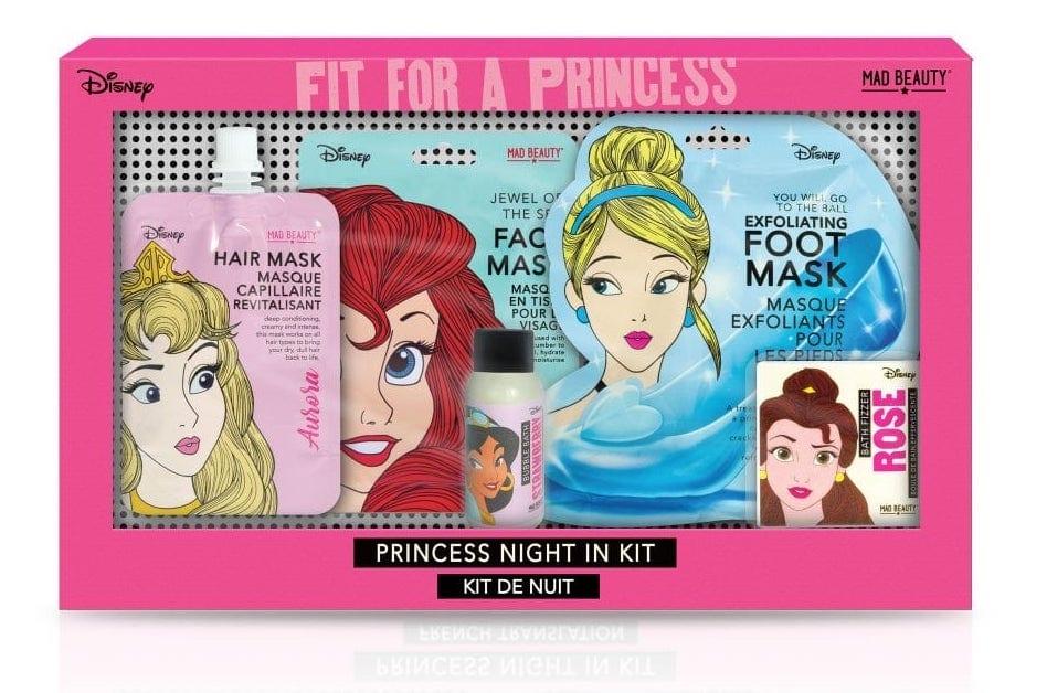 Mad Beauty Disney Princess Skincare