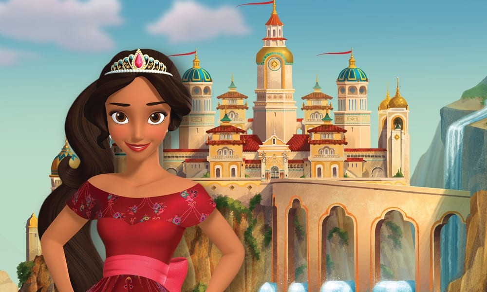 Is There a Latina Disney Princess? Here's the Surprising Answer. [Source: Disney]