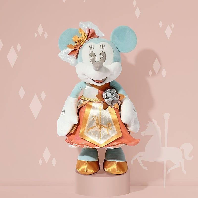 July 2020 - Minnie Mouse King Arthur's Carousel Collection Minnie Mouse - The Main Attraction Collection at shopDisney.com!