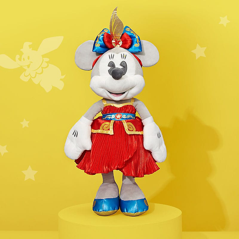 August 2020 - Minnie Mouse Dumbo Collection Minnie Mouse - The Main Attraction Collection at shopDisney.com!
