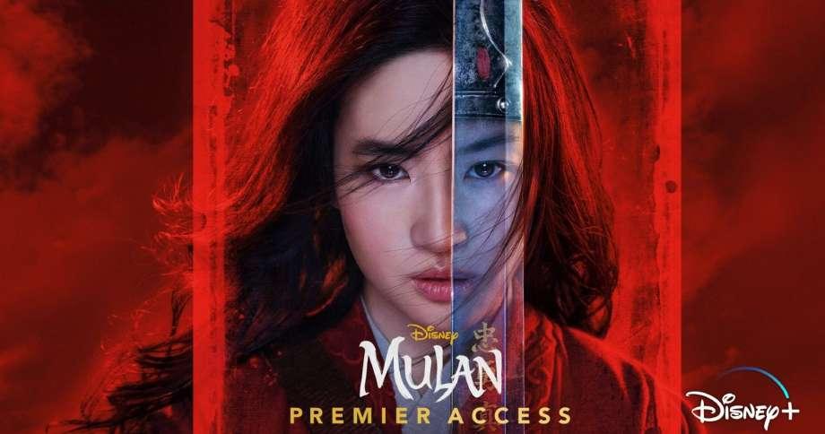 Disney's Mulan on Premier Access Disney Plus [Source: Disney]