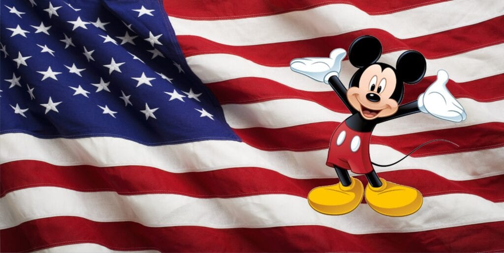 How Many People Vote for Mickey Mouse for President Every Year? [Source: ALPAF]