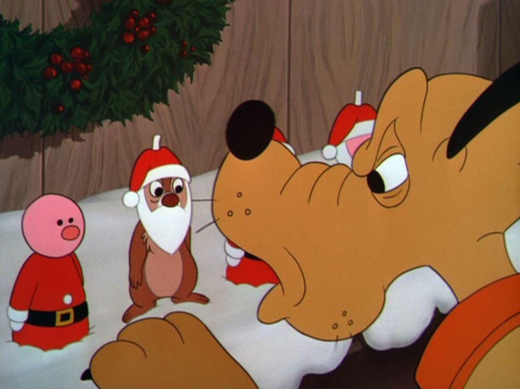Pluto's Christmas Tree [Source: Disney]