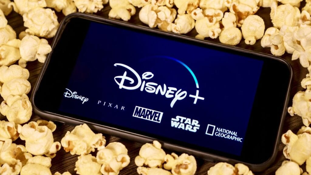 Disney Plus iPhone App [Source: Tom's Guide]