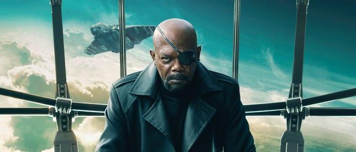 Marvel's Nick Fury on Disney Plus Will Star Samuel L. Jackson [Source: Marvel]