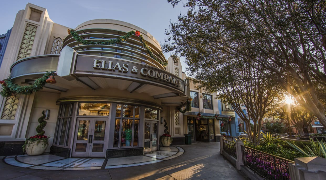 Buena Vista Street at Disneyland's California Adventure to Reopen for Shops and Restaurants [Source: Disney Parks Blog]