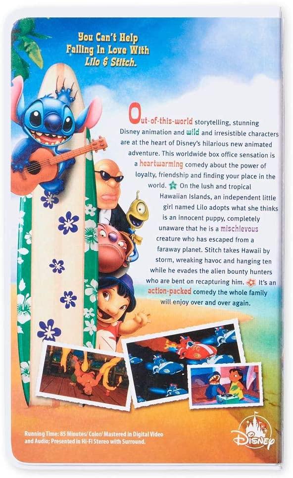 Disney VHS Notebooks