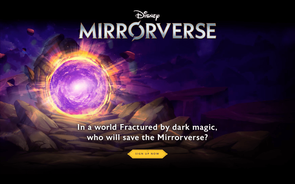 Disney Mirrorverse Gameplay, Characters, Release Date, and More! [Source: Kabam]