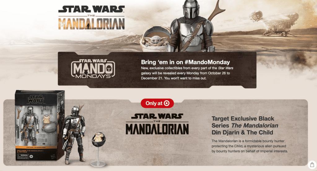 Mando Monday at Target [Source: Target]