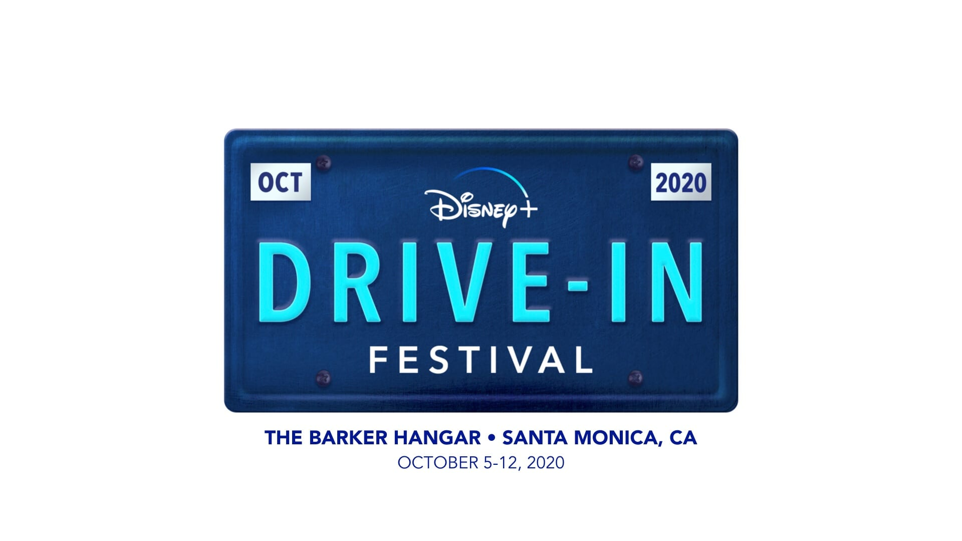 Disney+ Drive In Festival Disney Plus
