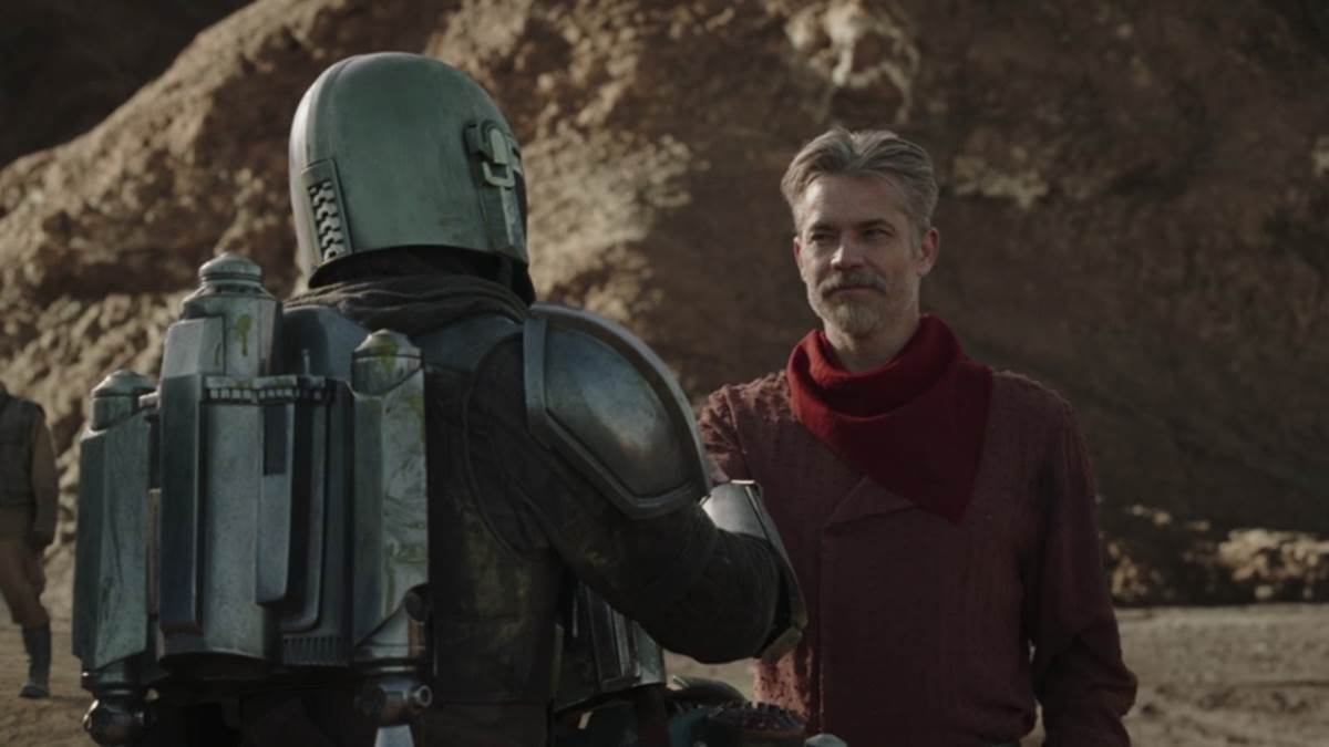 Who Plays the Marshal in Mandalorian Season 2? Here's the Answer [Source: Disney+]