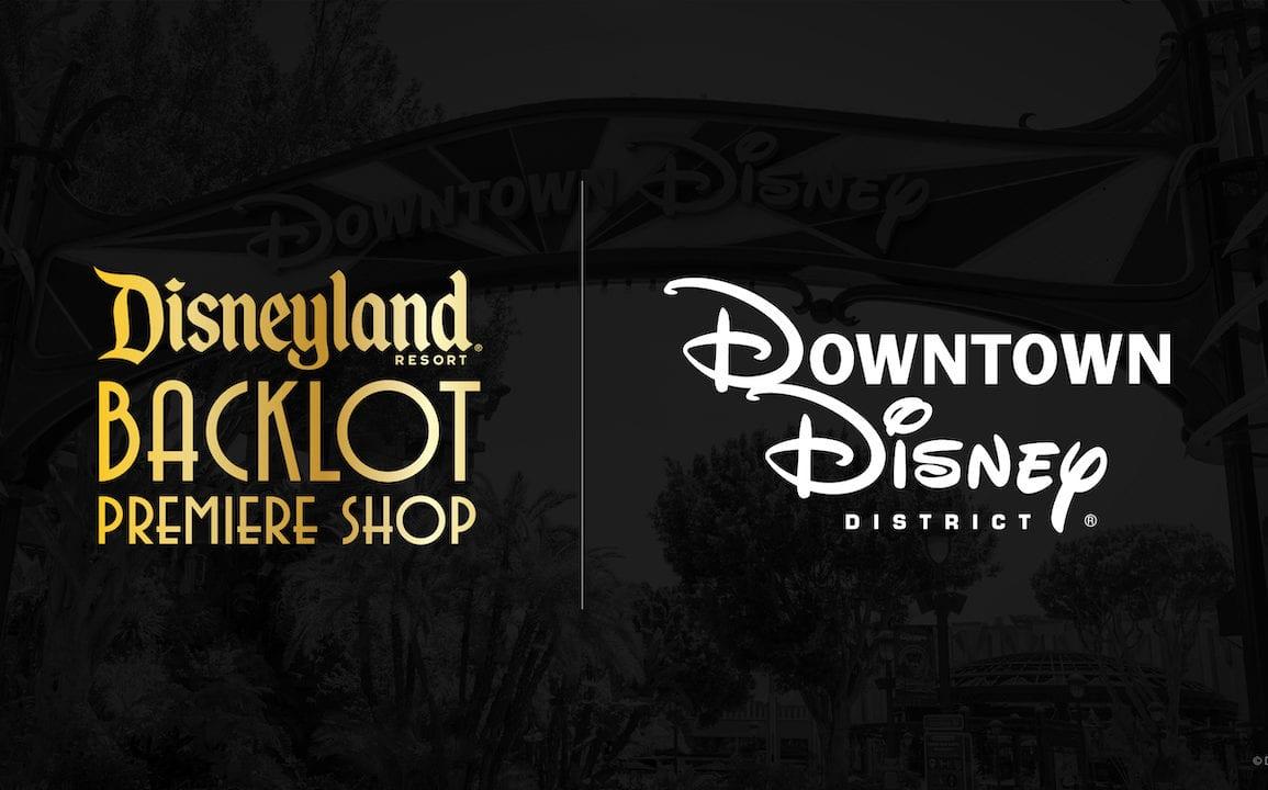 Stage 17 Disneyland Backlot Premiere Shop