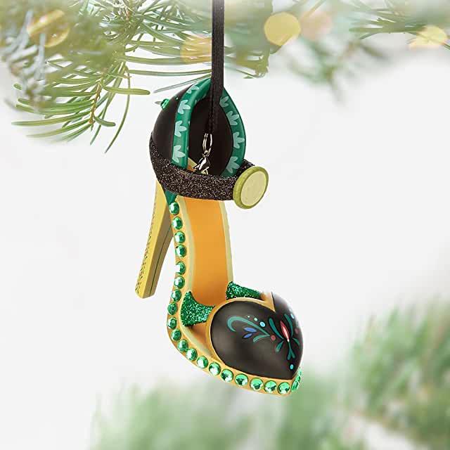 Disney Princess Shoe Ornaments — Princess Anna from Frozen