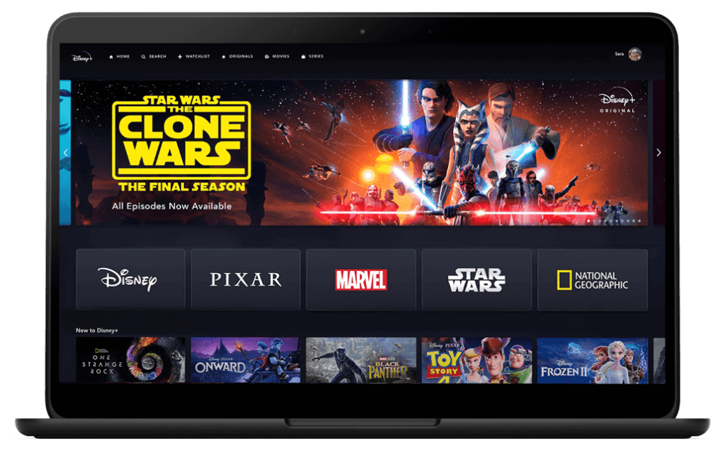 Free Disney Plus with Google Chromebook Bundle [Source: Google]